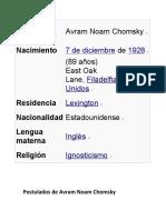 teoria de lenguaje nativista.docx