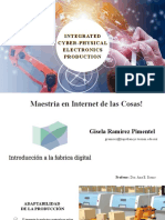 Presentacion Integrated Cyber-Physical Electronics Production