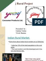 Godrej Rural Project