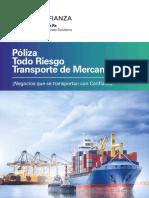 TRANSPORTE DE MERCANCIAS