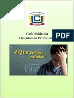 guia ORIENTACION PROFESIONAL