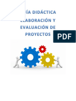 GUÍA elab. y evaluacion de proyectos