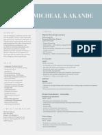 CV Micheal K .pdf