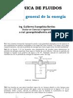 E3 - Ecuación general de la energía