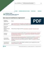 Insuficiencia respiratoria - Trastornos del pulmón y las vías respiratorias - Manual MSD versión para público general.pdf