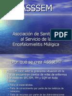 ASSSEM. Presentación en PP