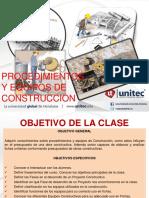 EQUIPOS DE CONSTRUCCION
