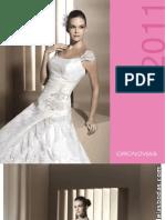 Vestidos de novia 2011 - Oronovias