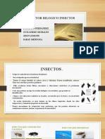 FACTOR BILOGICO INSECTOS