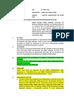 CONSTITUCION EN ACTOR CIVIL - PROCURADURIA DEL AMBIENTE AVANCE TERMINEN...