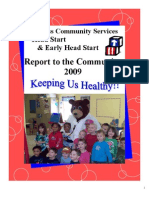 Head Start Annual Report
