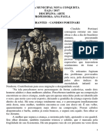 Os retirantes - Portinari - Análise