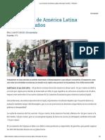 La economía de América Latina retrocede 10 años – Rebelion