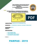 8.- RESUMEN DE FUERZA Y MOMENTOS DE ROTACION EN CIRCUITOS RIGIDOS Y PERDIDA POR HISTÉRESIS