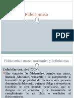FIDEICOMISO UMSA.ppt