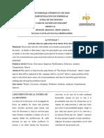 ACTIVIDAD 7-TOMA DE DECISIONES-ARTICULO(I ENTREGA)