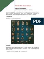 Enfermedades Cromosómicas