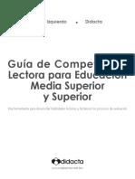 6. GUIA COMPETENCIA LECTORA