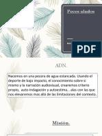 COMO SE HACE 2-PECES ALADOS-Julian Correa