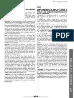 Compartimentation du VHC