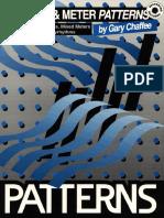 Patterns Series by Gary Chaffee