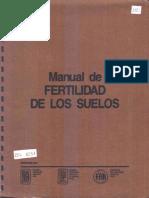 manual de fertilidad de los suelos