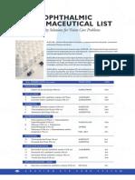 General Drug List
