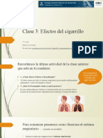 ciencias clase 3 efectos del cigarrillo