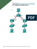3.2.1.9 Lab - Configuring Basic RIPv2.doc