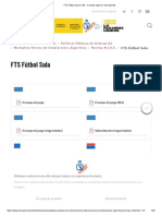 FTS Fútbol Sala _ CSD - Consejo Superior de Deportes