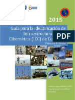 Guía para identificación de Infraestructura Crítica Cibernética Nacional