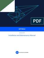 oOPT9914 V8.4 IMM