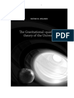 The Gravitational-Quantum Theory of the Universe