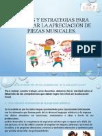JUEGOS Y ESTRATEGIAS PARA DESARROLLAR LA APRECIACIÓN MUSICAL.pptx
