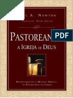 Pastoreando a Igreja de Deus  - Phil A. Newton