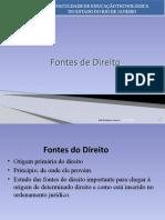 Aula 02 -Fontes de Direito.pptx