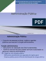 Aula 06 - Administração Pública - Noções