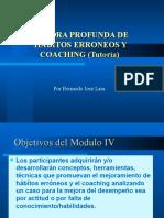 [PD] Presentaciones - Mejora del desempeno - Coaching.pps