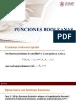 FUNCIONES BOOLEANAS (1)