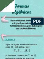 Formas algébricas 2.