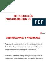 (7) PROGRAMACION PLC