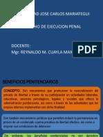 BENEFICIOS PENITENCIARIOS 6-IIejecucion penal 2da unidad