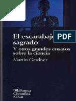 Martin Gardner - El Escarabajo Sagrado
