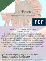 Cooperación cultural