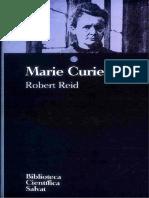 Robert Reid - Marie Curie