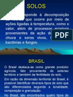 Solos do Brasil