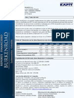 Reporte Burkenroad Universidad EAFIT - Banco de Bogotá