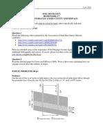 Hw7 -Permeability and Seepage