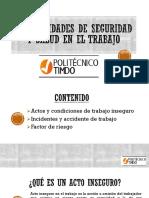1-GENERALIDADES DE SEGURIDAD Y SALUD EN EL TRABAJO