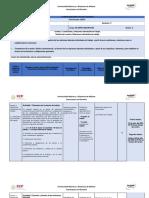 Planeación didáctica RIT 2 - 3